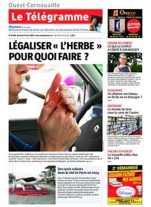 Le Télégramme Ouest Cornouaille – 21 juin 2019