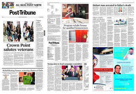 Post-Tribune – November 12, 2018