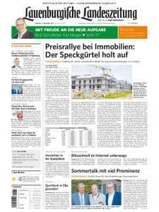Lauenburgische Landeszeitung - 05. September 2017