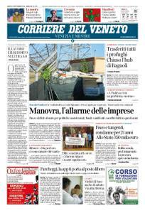 Corriere del Veneto Venezia e Mestre – 29 settembre 2018