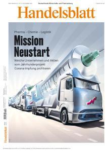 Handelsblatt - 11 Dezember 2020