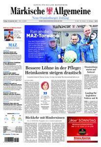 Neue Oranienburger Zeitung - 15. Dezember 2017