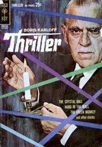 Boris Karloff - Thriller 001 1962