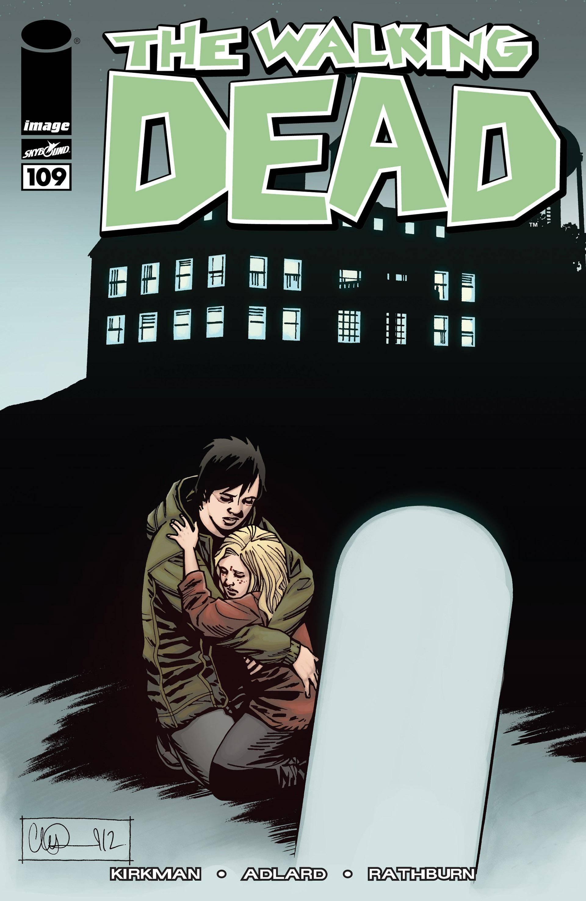 Walking Dead 109 2013 Digital