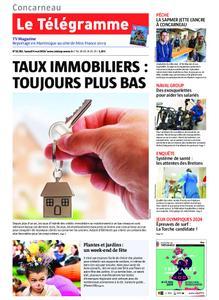 Le Télégramme Concarneau – 04 mai 2019