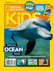 National Geographic Kids USA - May 2021