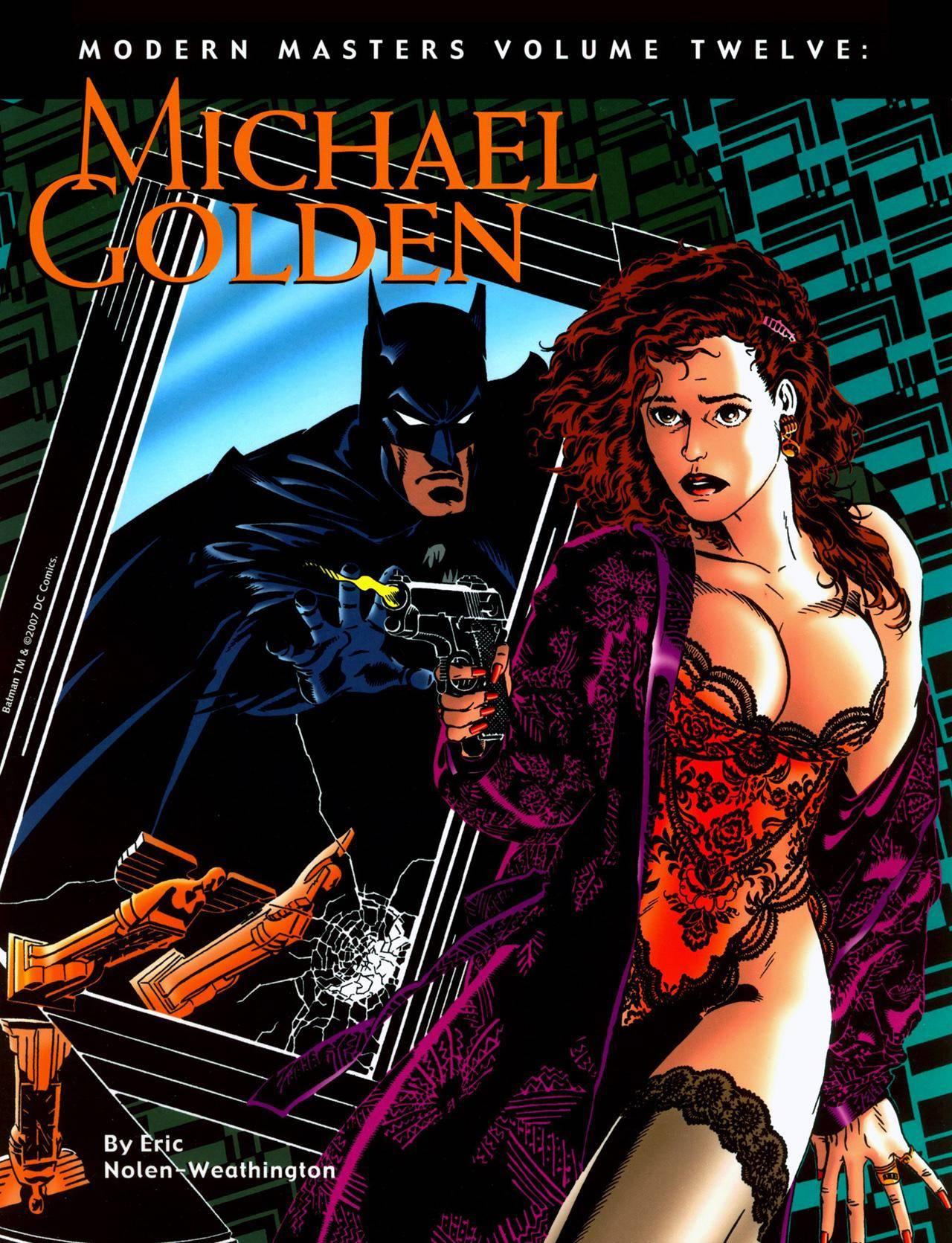 Modern Masters Vol 12 - Michael Golden Bchry - DCP