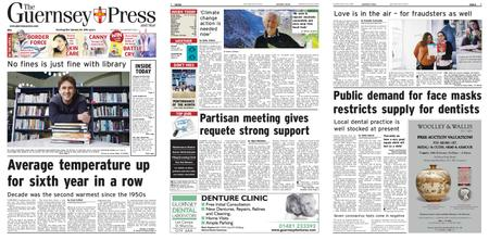 The Guernsey Press – 15 February 2020