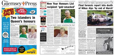 The Guernsey Press – 29 December 2018