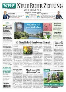 NRZ Neue Ruhr Zeitung Essen-Postausgabe - 08. September 2018