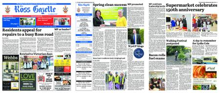The Ross Gazette – May 29, 2019