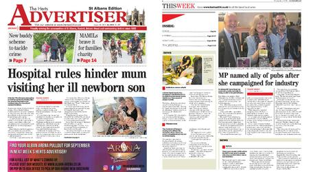 The Herts Advertiser – August 15, 2019