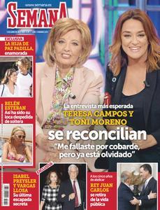 Semana España - 05 junio 2019