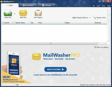 Firetrust MailWasher Pro 7.12.8 Multilingual + Portable
