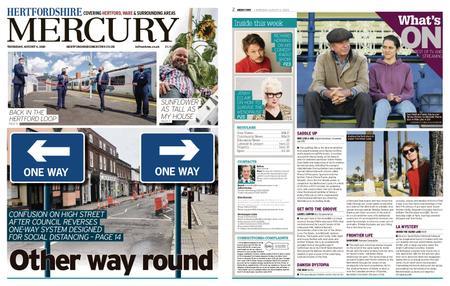 Hertfordshire Mercury – August 06, 2020