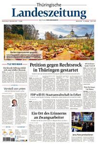 Thüringische Landeszeitung – 15. November 2018