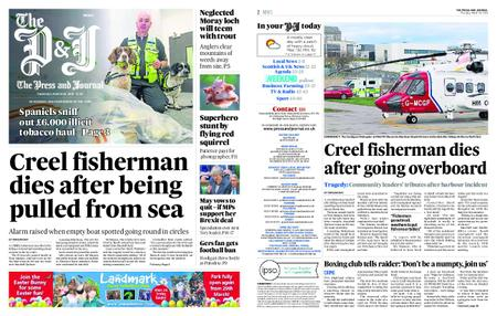 The Press and Journal Moray – March 28, 2019