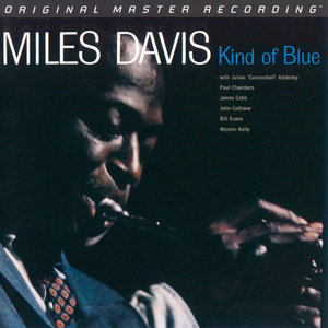 Miles Davis - Kind Of Blue (1959) [MFSL 2015] PS3 ISO + Hi-Res FLAC