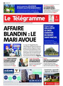 Le Télégramme Brest Abers Iroise – 21 mars 2021
