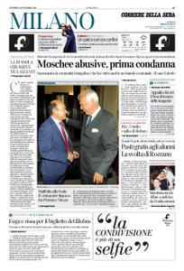 Corriere della Sera Milano – 06 settembre 2019