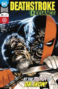 Deathstroke 026 2018 2 covers Digital Zone-Empire