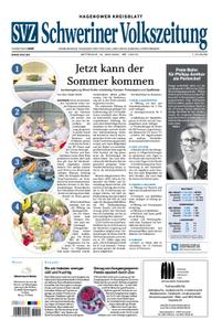 Schweriner Volkszeitung Hagenower Kreisblatt - 10. Juni 2020