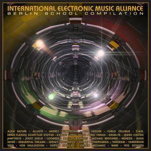 V.A. - International Electronic Music Alliance: Berlin School Compilation (4CDs, 2014)