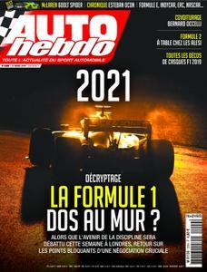 Auto Hebdo - 28 mars 2019
