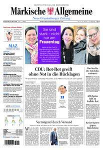 Neue Oranienburger Zeitung - 08. März 2018