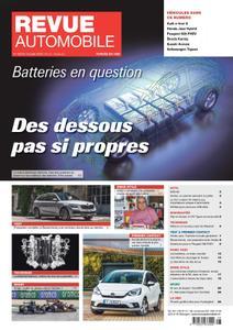 Revue Automobile – 09 juillet 2020