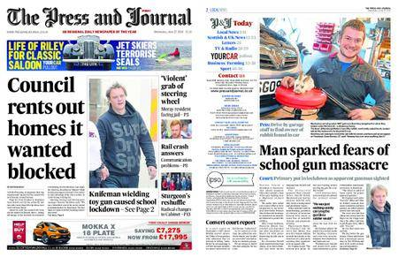 The Press and Journal Moray – June 27, 2018