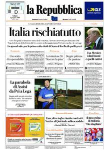la Repubblica – 01 giugno 2019
