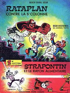 Strapontin - Tome 8 - Et le Rayon Alimentaire
