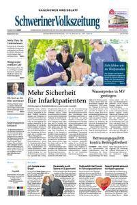 Schweriner Volkszeitung Hagenower Kreisblatt - 12. Mai 2018