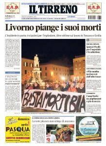 Il Tirreno Livorno - 30 Marzo 2018