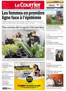 Le Courrier de l'Ouest Cholet – 28 avril 2020