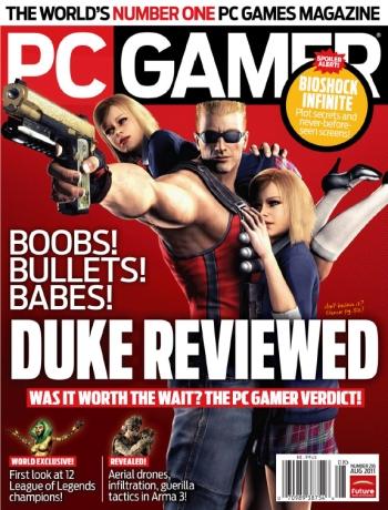 PC Gamer US - August 2011