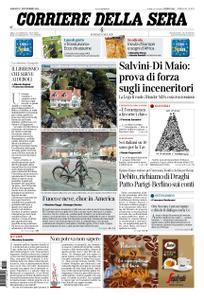 Corriere della Sera – 17 novembre 2018