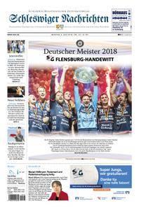 Schleswiger Nachrichten - 04. Juni 2018
