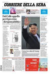 Corriere della Sera - 9 Marzo 2018