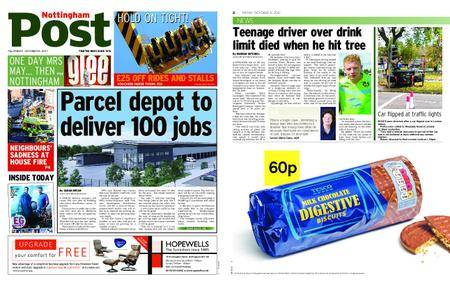 Nottingham Post – October 06, 2017