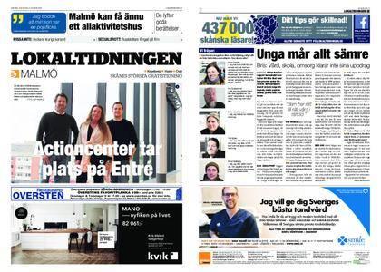 Lokaltidningen Malmö Villa – 31 mars 2018