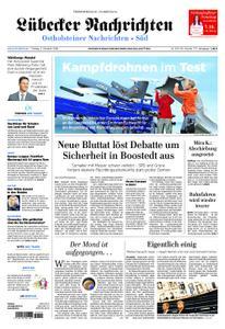Lübecker Nachrichten Ostholstein Süd - 05. Oktober 2018