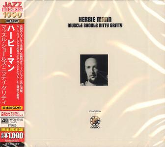 Herbie Mann - Muscle Shoals Nitty Gritty (1969) {2013 Japan Jazz Best Collection 1000 Series 24bit Remaster WPCR-27426}