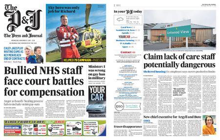 The Press and Journal Moray – November 27, 2019