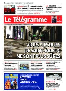 Le Télégramme Guingamp – 11 juillet 2020