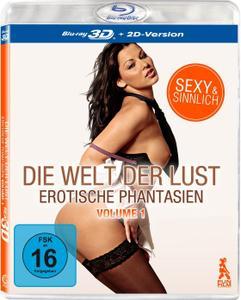 The World of Lust Erotic Fantasies (2011) [Volume 1]