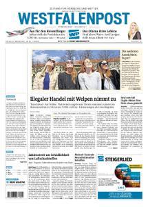Westfalenpost Wetter - 15. Februar 2019