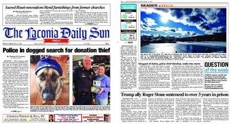 The Laconia Daily Sun – February 21, 2020