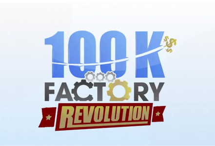 Aidan Booth & Steve Clayton - 100K Factory Revolution (2017)
